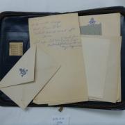 Scrapbook, and Writing Stationary Book - May Riva