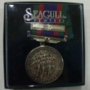 Volunteer Service Medal - May Riva