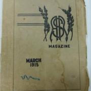 Claresholm Agriculture Magazine 1915