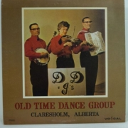 Old Time Dance Group record