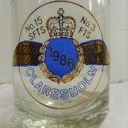RCAF Glass