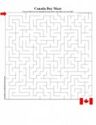 Canada-Day-Maze