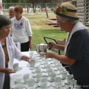 Fair Days Tea On The Lawn 2012