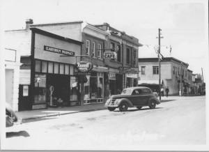 Claresholm circa 1949 900.047.004