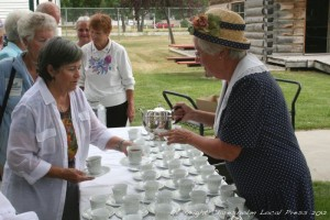 reduced size Fair Days-Tea on the lawn 01